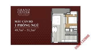 Mở bán dự án chung cư Quy Nhơn Grand Center