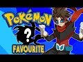 HeroVoltsy's Top 10  Favorite Pokemon