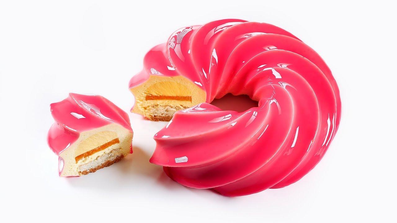 Torus Passion Fruit Cake