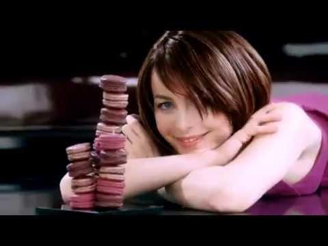 Garnier Casting Crème Gloss Spot - Violante Placido - YouTube