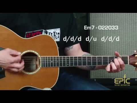 Learn Eli Young Band Drunk Last Night modern country guitar song lesson arranged for acoustic chords