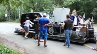 Land Rover Discovery 3 и Съёмка в сериале последний из Магикян