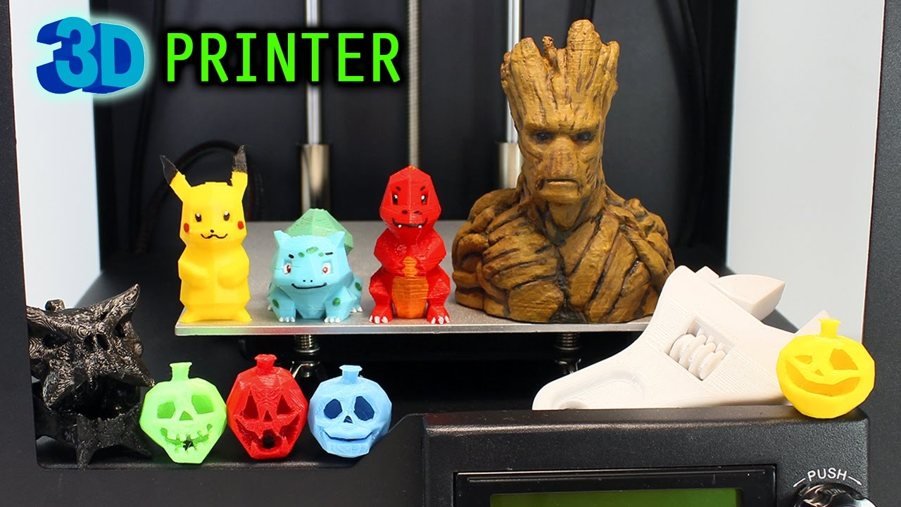photo regarding Cool 3d Printable Objects referred to as 3D printer Neat 3D Released Goods Remarkable 3D prints
