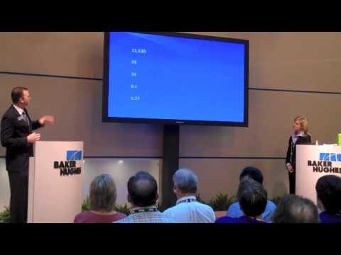 Baker Hughes at SPE 2009 - Deepwater Presentation (Clip)