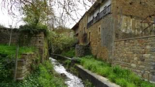 Ruta de senderismo: Molinos del Rio Polla