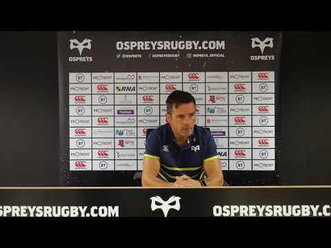 Connacht Post-match Press: Allen Clarke