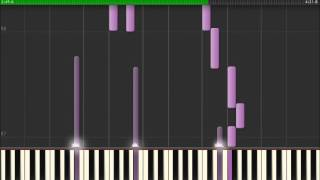 """Selena - """"Dreaming of You"""" - Synthesia Piano Tutorial"""