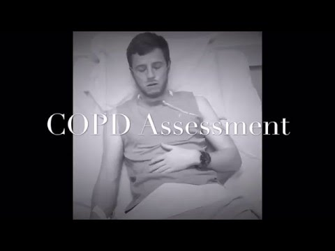 COPD ASSESSMENT VIDEO