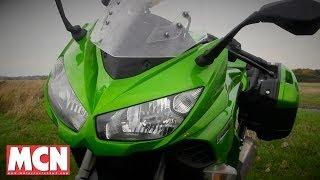 Download Kawasaki Z1000SX v Honda CBF1000F v Suzuki GSX1250FA | Group Test | Motorcyclenews.com Mp3 and Videos