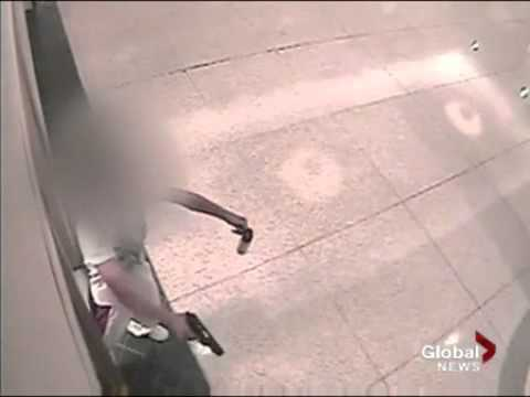 Violent Jewel Heist (Caught On Tape)