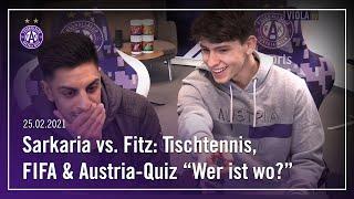 Manprit Sarkaria vs. Dominik Fitz