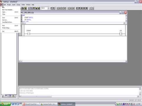 PLC ABB AC500 CodeSys