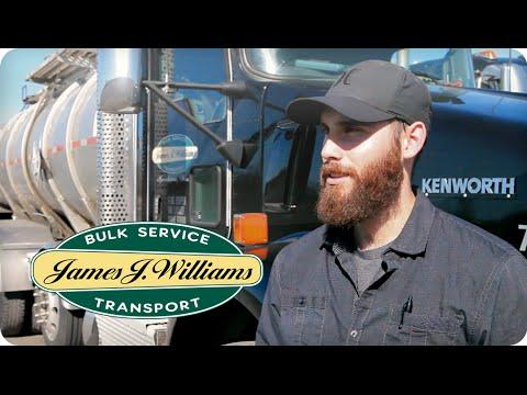 James J. Williams Hazmat Driver James Hurley - Interview