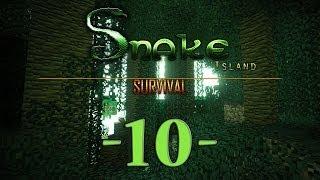 Snake Island Survival Minecraft #10