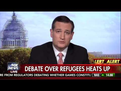 Ted Cruz on Happening Now with Jenna Lee