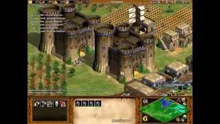 PrysmaXT Multiplayer: Partida Game ~01~ Online Age of Empires II The Conquerors