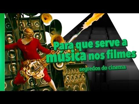 Para que serve a MÚSICA nos filmes | Segredos do Cinema #18