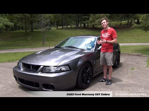 Review: 2003 Mustang SVT Cobra