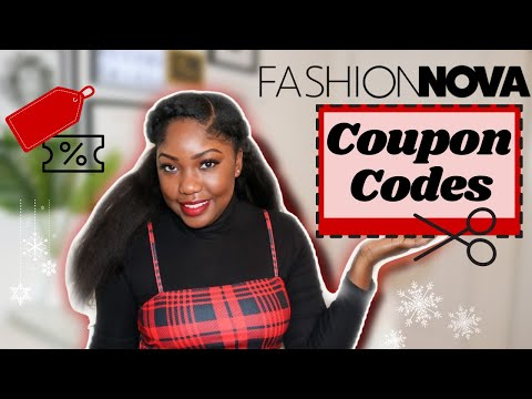 FASHION NOVA DISCOUNT CODES DECEMBER 2020 | All Codes 20% OFF or More!
