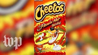 A movie is being made about the creator of Flamin' Hot Cheetos