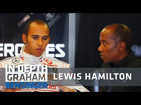 Lewis Hamilton: Fired my dad, like Beyonce