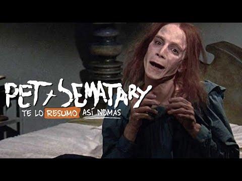 Cementerio de Animales (1 y 2) | #TeLoResumoAsiNomas 221