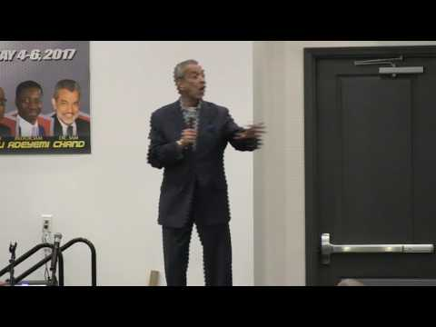 Dr. Sam Chand (Session 4D) - RCCGNA Leadership Conference 2017