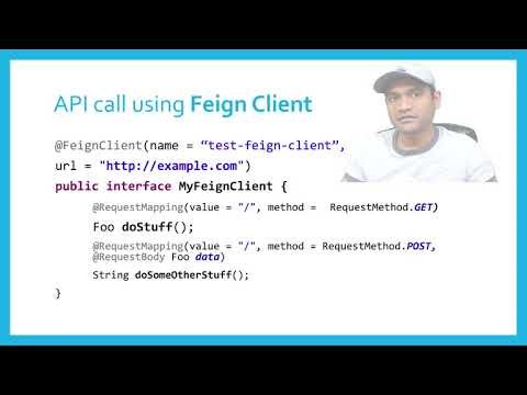 Feign client - YouTube