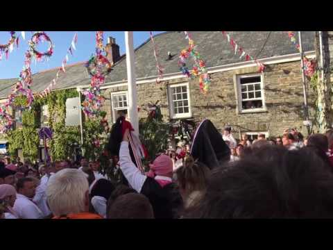 Padstow May Day 2016 (Obby Oss Day)