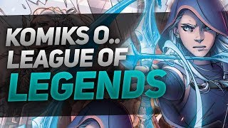 Powstaje KOMIKS League of Legends!