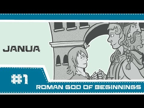 Facts about Janus! Roman God of Beginnings