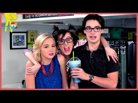 Us & Jan  Audrey Whitby, Joey Bragg, and  Allisyn Arm
