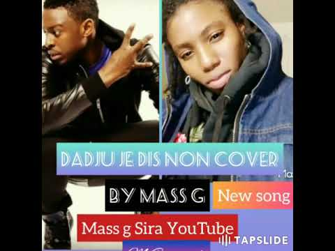 Dadju je dis non Cover by (Mass g)