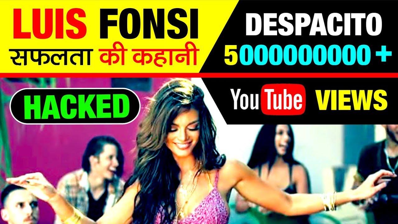 5 Billion Views Despacito Song Story Luis Fonsi Biography In Hindi Life Ft Daddy Yankee