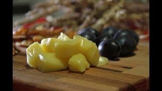 Домашний сыр из творога – вкусно и просто. Kochkäse.