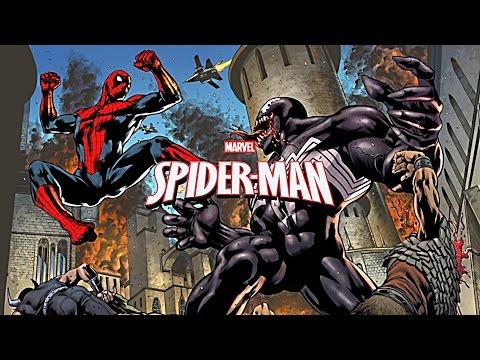 Spider-Man A Saga de Venom – Filmes Completos Dublados 2016
