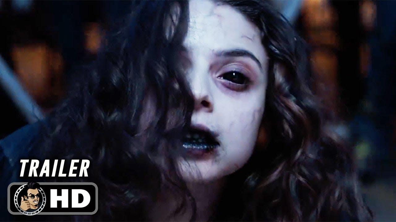 DIABLERO Official Trailer (HD) Netflix Horror Series