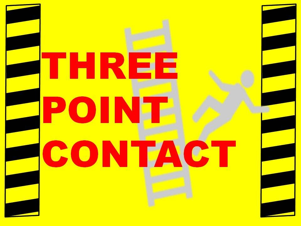 Three Point Contact Safety Training Video Prevent