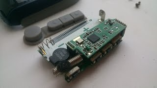 Ремонтируем брелок сигнализации Starline(Группа Техномания в ВК https://vk.com/technomania_z Попросили отремонтировать брелок. Наиболее часто используемая кноп..., 2016-03-12T19:18:36.000Z)