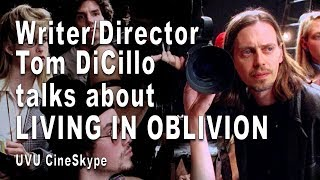 "Gambar cover Writer/Director Tom DiCillo talks about ""Living in Oblivion"" - UVU CineSkype"