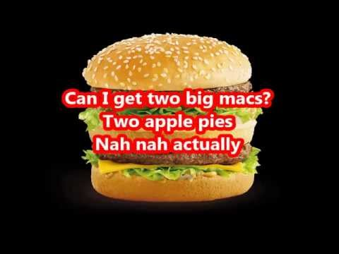 How To Order Mcdonald's Like A Boss! (Lyrics)