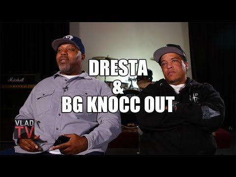 Dresta & BG Knocc Out Discuss Suge Getting 28 Years: He Created Bad Energy (Part 12)