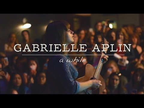 "Gabrielle Aplin - ""A While"" (Live @ Brick & Mortar Music Hall)"