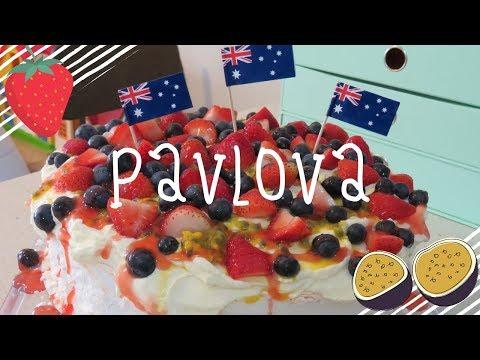 How to make Easy Pavlova