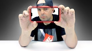 O MEU NOVO SMARTPHONE PESSOAL (RED)