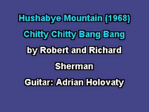 Hushabye Mountain for Karaoke