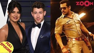 Priyanka Chopra & Nick Jonas to get divorce? | Salman Khan begins 'Dabangg 3' shoot & more