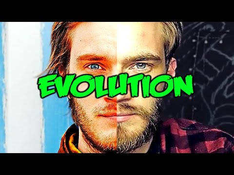 Pewdiepie — How Evolution Makes You Eternal | Creator Dissection