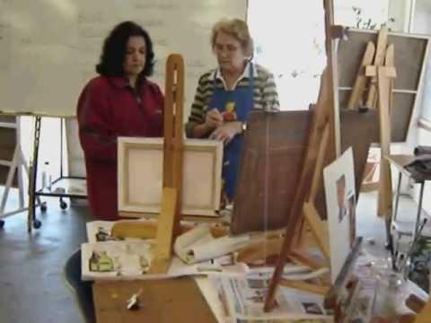 GriAl Fine Art School in 2005