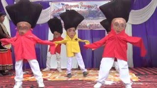 Chhota Bacha Jaan Ke Na Koi Aankh Dekhana Re by -(Ankesh Pandey & his group)